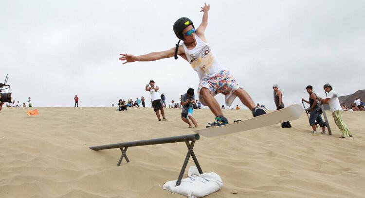 Conache Sandboard