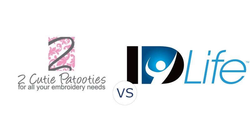 2 Cutie Patooties vs. IDLife