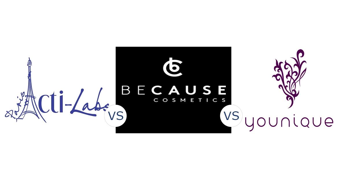 Acti-Labs vs. BeCause Cosmetics vs. Younique