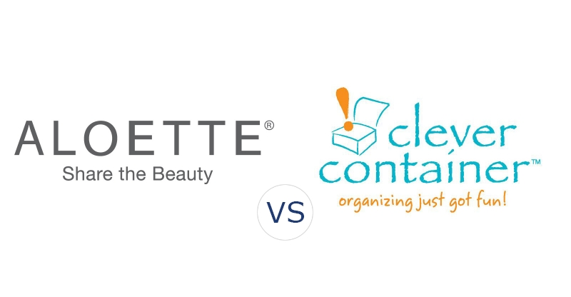 Aloette vs. Clever Container
