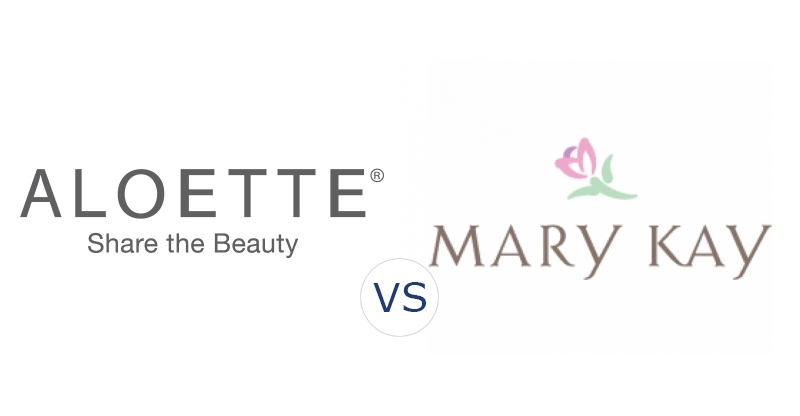 Aloette vs. Mary Kay