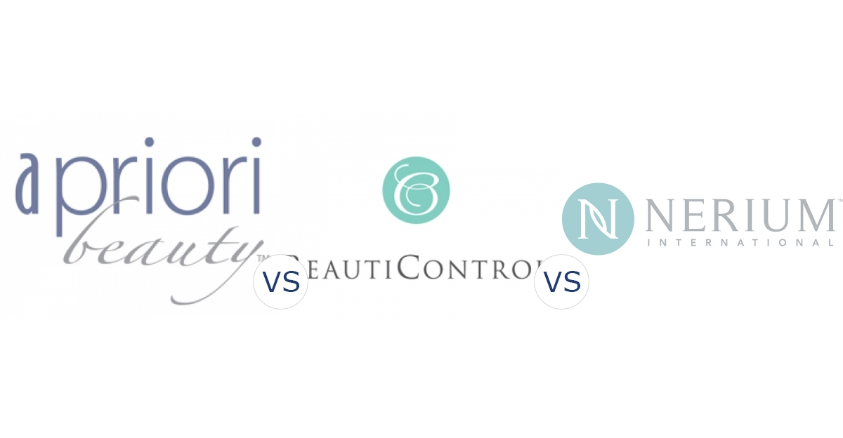 Apriori Beauty vs. BeautiControl vs. Nerium International