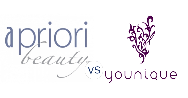Apriori Beauty vs. Younique