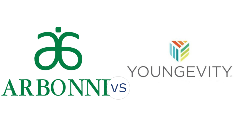Arbonne vs. Youngevity