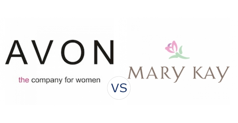 Avon vs. Mary Kay