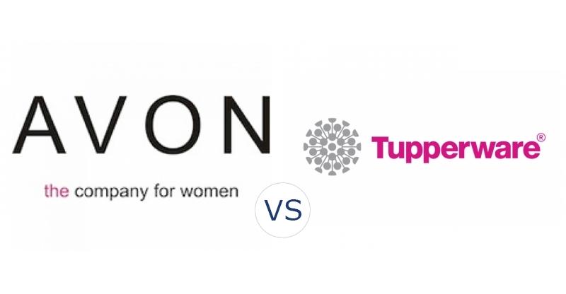 Avon vs. Tupperware