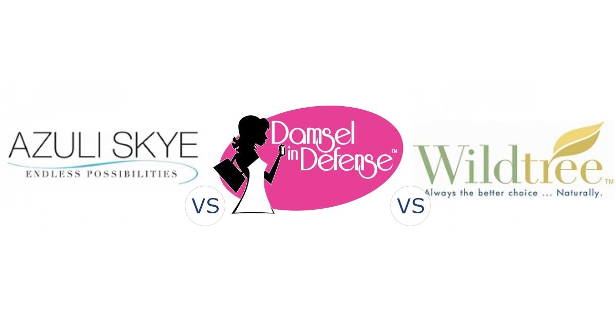 Azuli Skye vs. Damsel In Defense vs. Wildtree