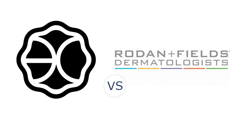 BeautyCounter vs. Rodan and Fields