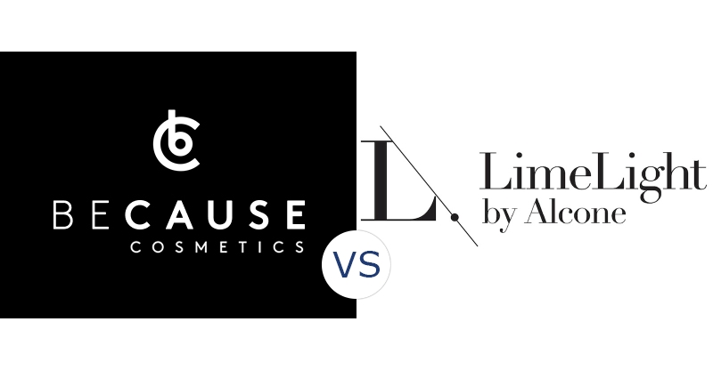 BeCause Cosmetics vs. LimeLight by Alcone