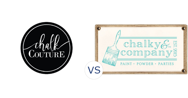 Chalk Couture vs. Chalky & Company