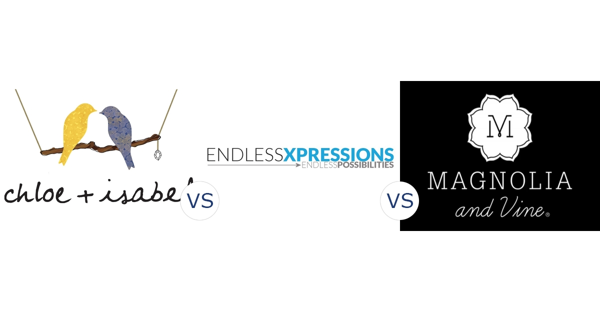 Chloe and Isabel vs. Endless Xpressions vs. Magnolia and Vine