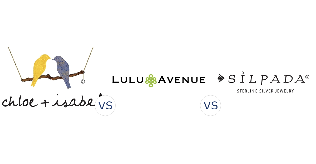 Chloe and Isabel vs. Lulu Avenue Jewelry vs. Silpada Designs