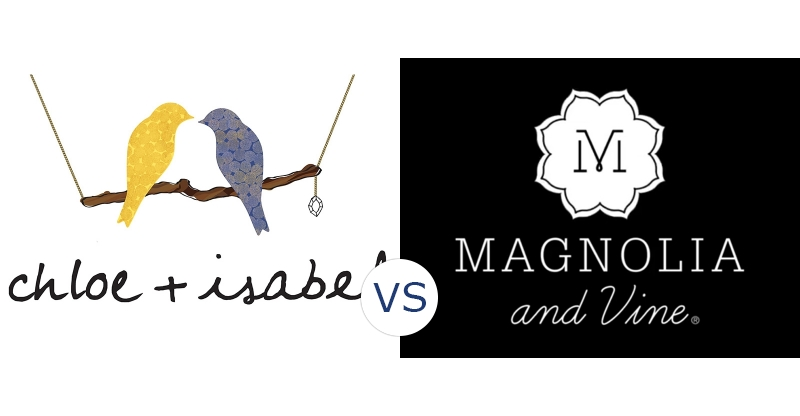 Chloe and Isabel vs. Magnolia and Vine