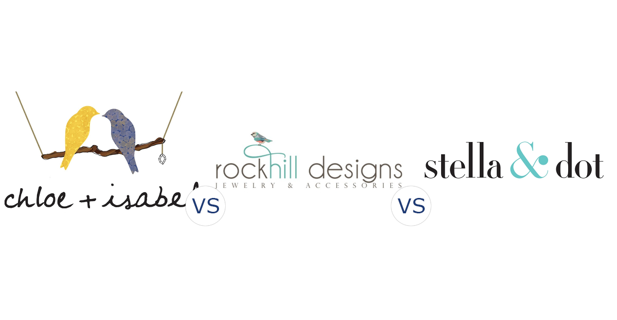 Chloe and Isabel vs. Rockhill Designs vs. Stella & Dot
