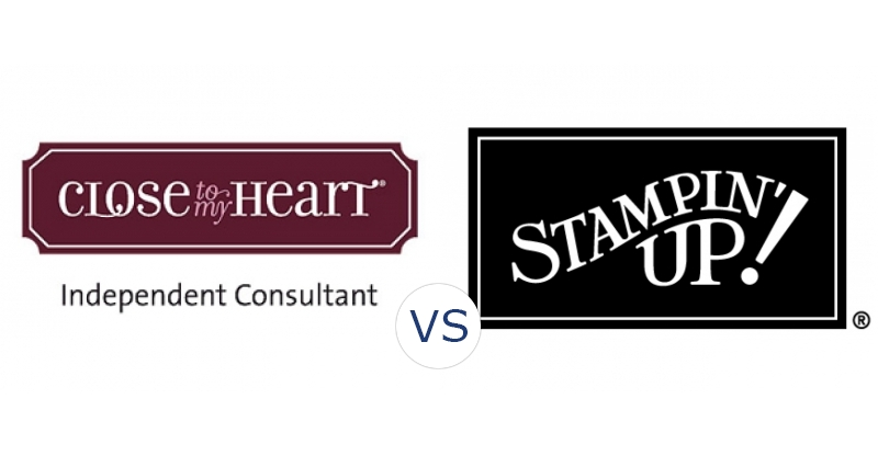Close to My Heart vs. Stampin Up