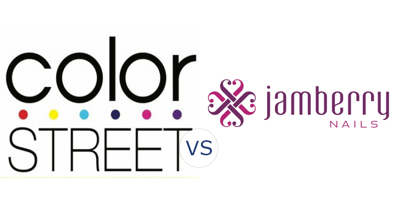 Color Street vs. Jamberry Nails | Compare Direct Sales Companies