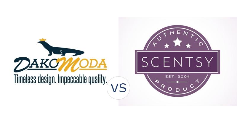 DakoModa vs. Scentsy