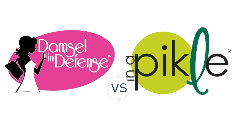 Damsel In Defense vs. In A Pikle