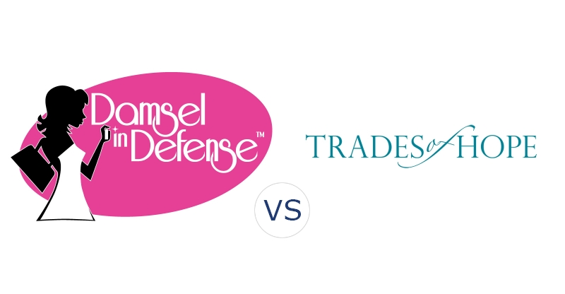 Damsel In Defense vs. Trades of Hope