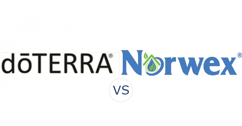 DoTerra vs. Norwex