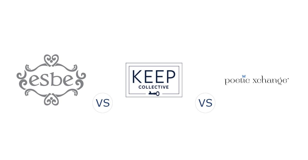 eSBe Designs vs. KEEP Collective vs. Poetic Xchange