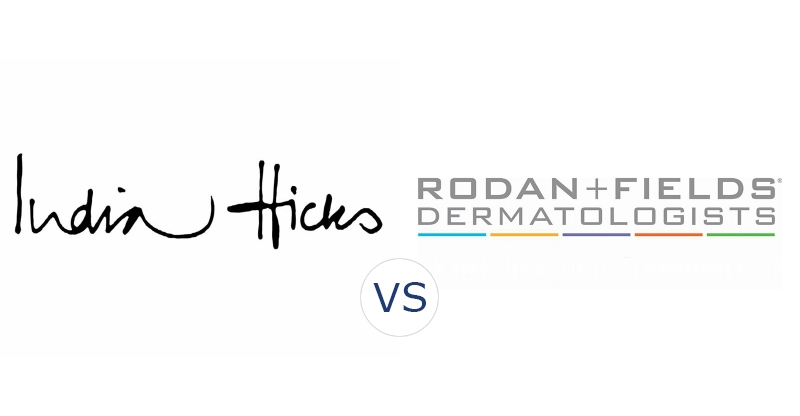 India Hicks vs. Rodan and Fields