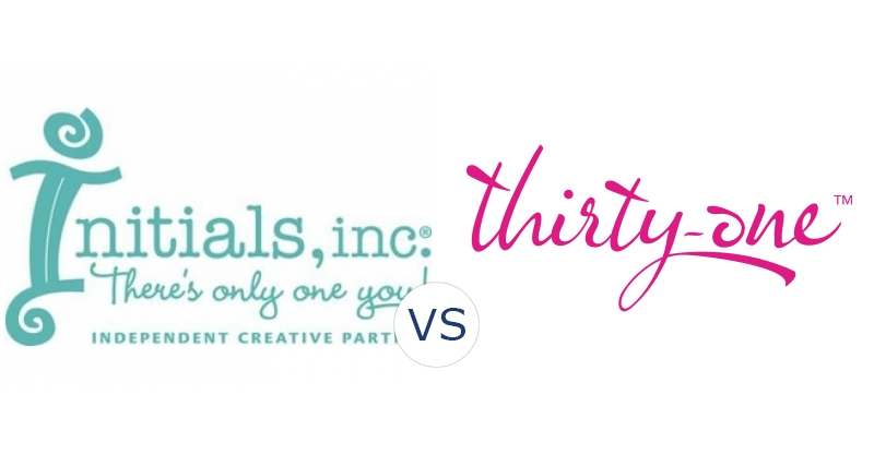 Initials Inc. vs. Thirty One Gifts