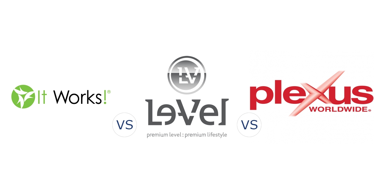 It Works! Global vs. Le-Vel Thrive vs. Plexus Worldwide
