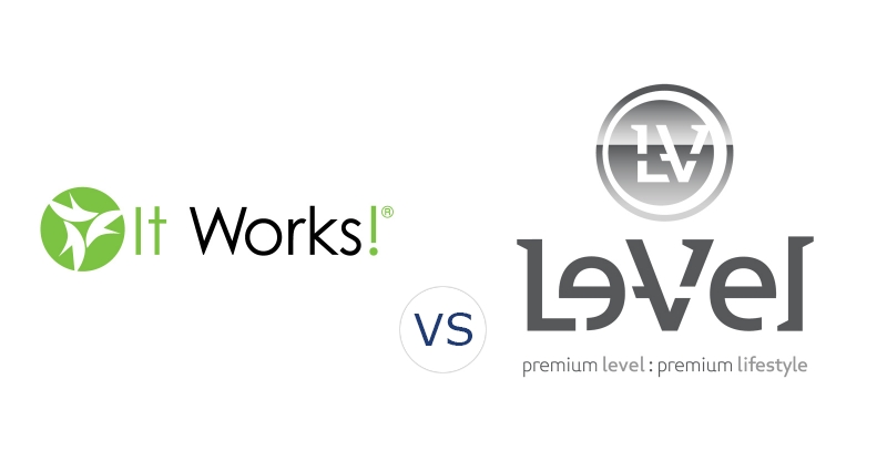 It Works! Global vs. Le-Vel Thrive