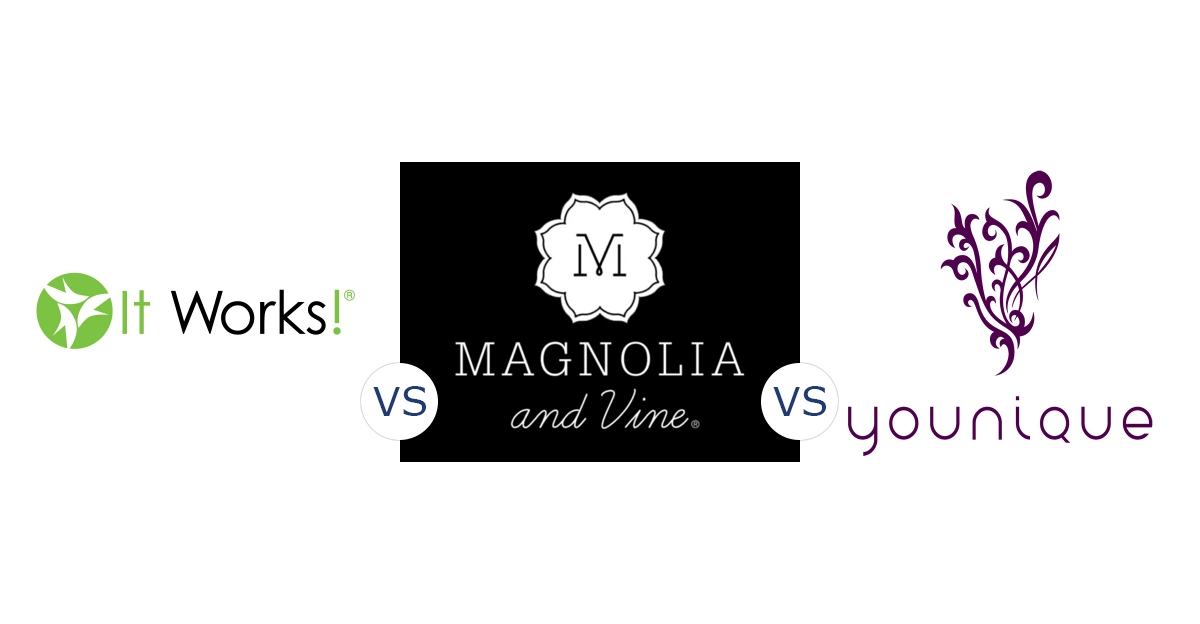 It Works! Global vs. Magnolia and Vine vs. Younique
