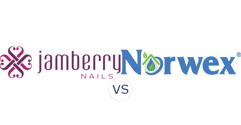 Jamberry Nails vs. Norwex