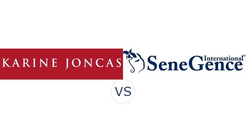 Karine Joncas vs. SeneGence