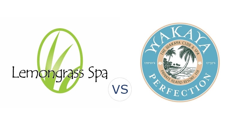 Lemongrass Spa vs. Wakaya Perfection