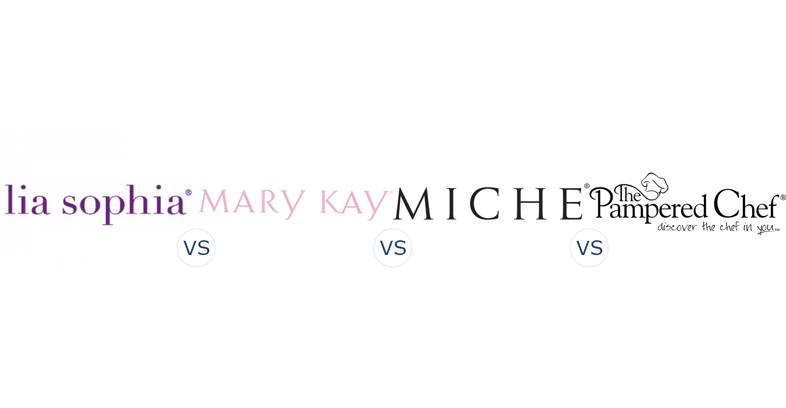 Lia Sophia Vs Mary Kay Vs Miche Bag Vs Pampered Chef Compare