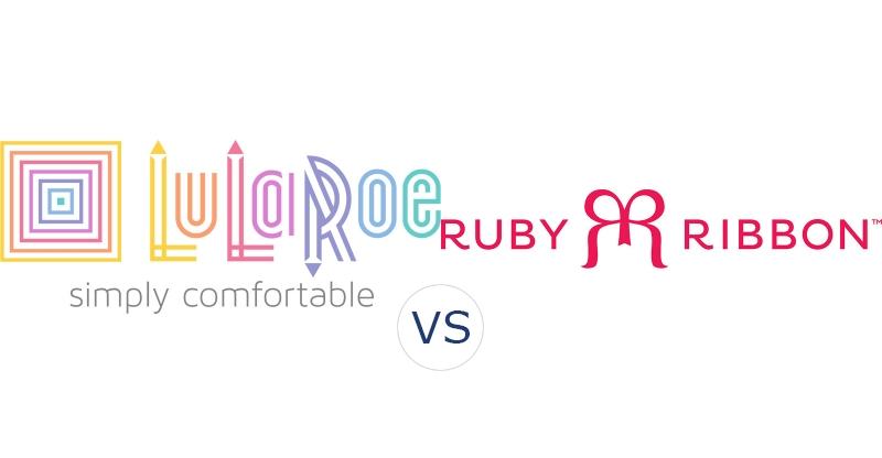 LuLaRoe vs. Ruby Ribbon