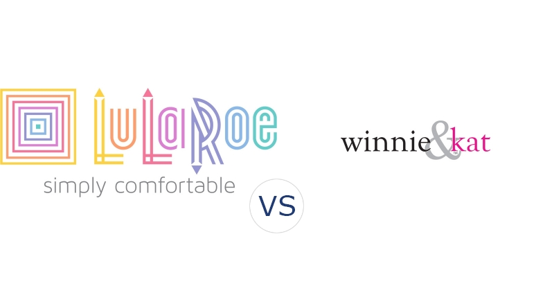 LuLaRoe vs. Winnie & Kat