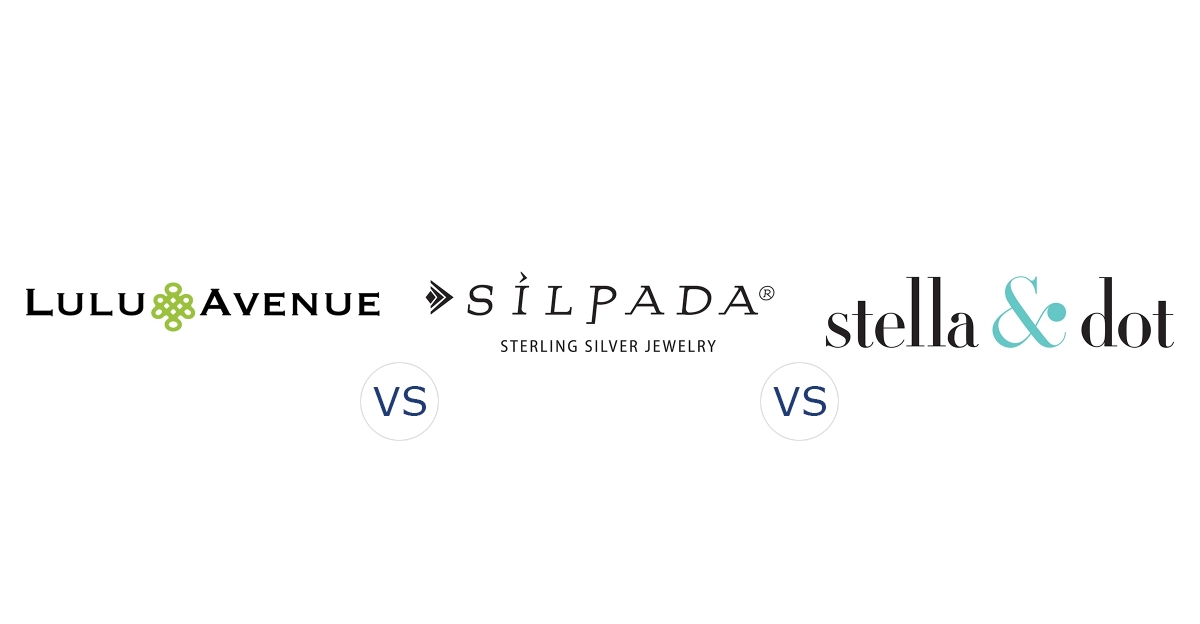 Lulu Avenue Jewelry vs. Silpada Designs vs. Stella & Dot