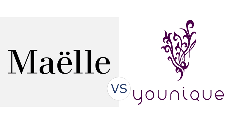 Maëlle vs. Younique