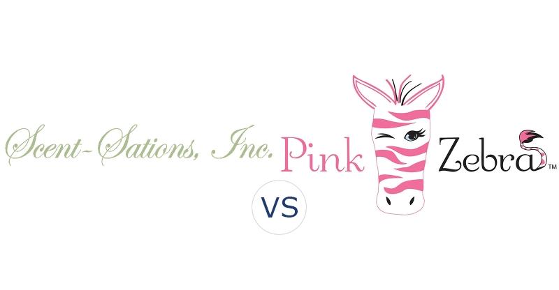 """Mia Bella Candles """"Scent-Sations"""" vs. Pink Zebra"""
