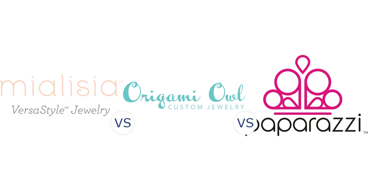 Mialisia Jewelry vs. Origami Owl vs. Paparazzi Accessories