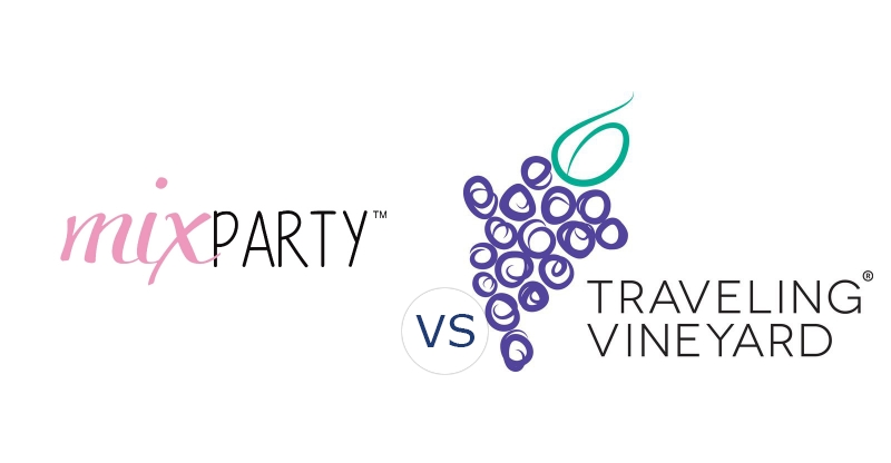 Mix Party vs. The Traveling Vineyard