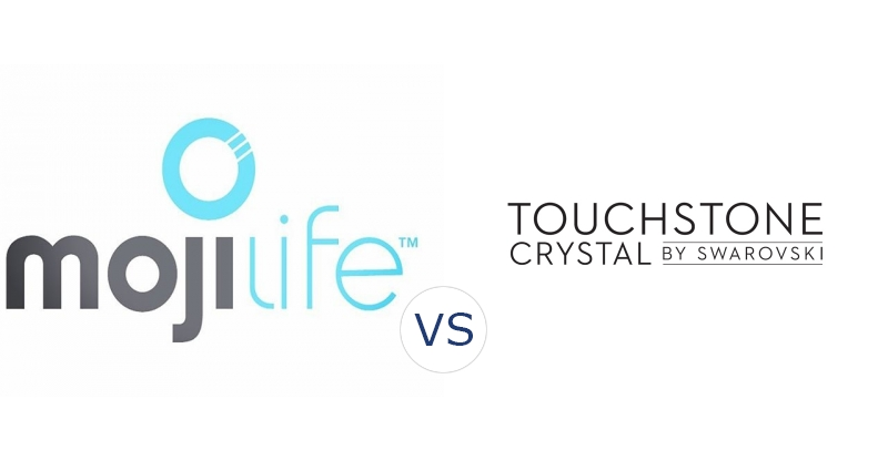 Moji Life vs. Touchstone Crystal by Swarovski