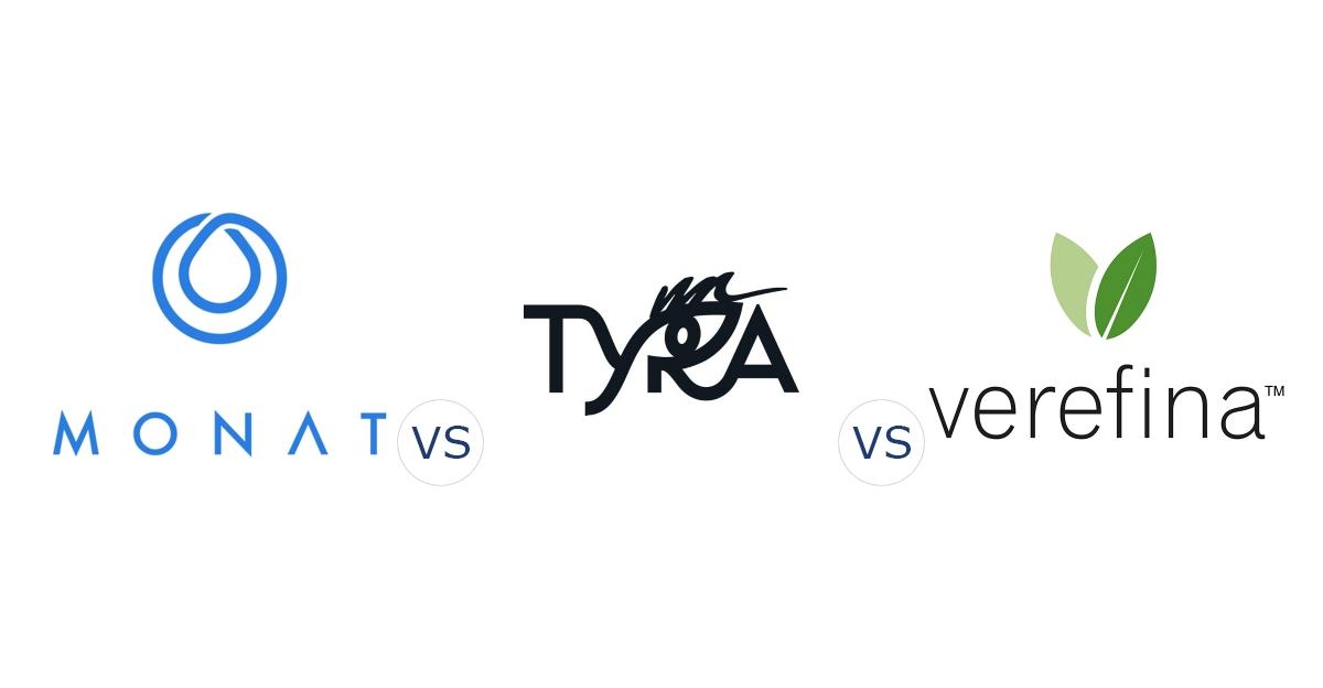 Monat vs. Tyra Beauty vs. Verefina