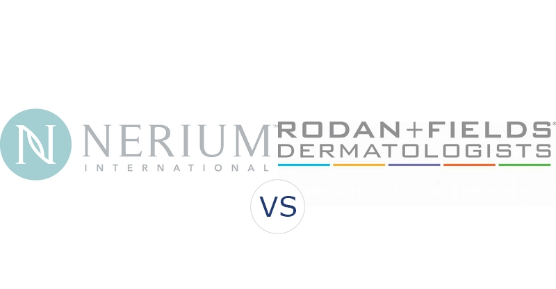 Nerium International vs. Rodan and Fields