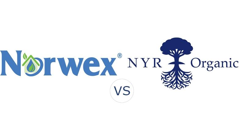 Norwex vs. NYR Organic