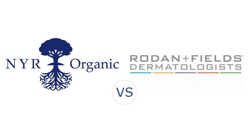 NYR Organic vs. Rodan and Fields