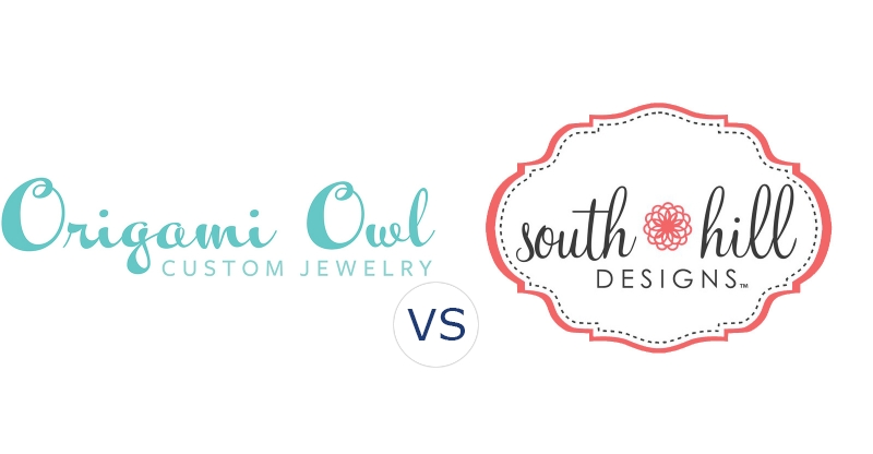 Origami Owl vs. South Hill Designs