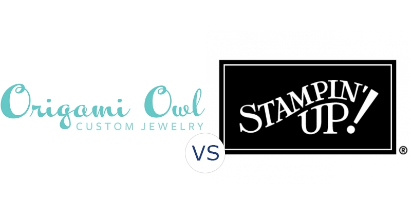 Origami Owl vs. Stampin Up