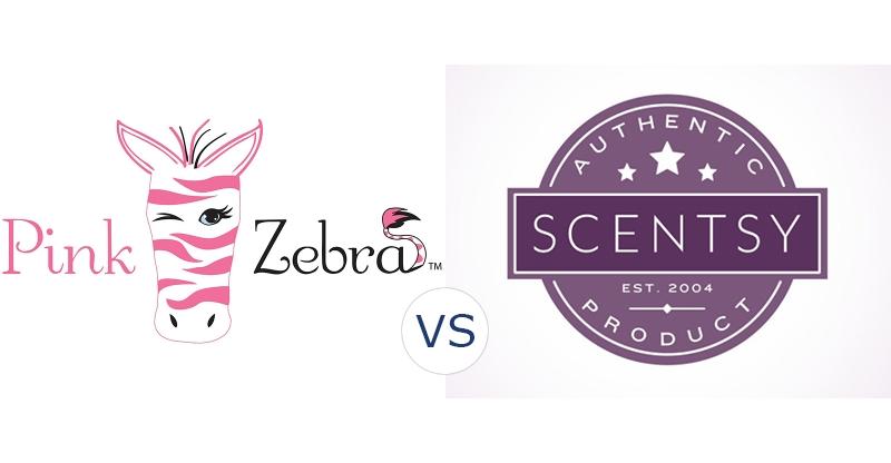 Pink Zebra vs. Scentsy