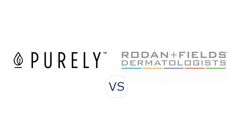 Purely vs. Rodan and Fields